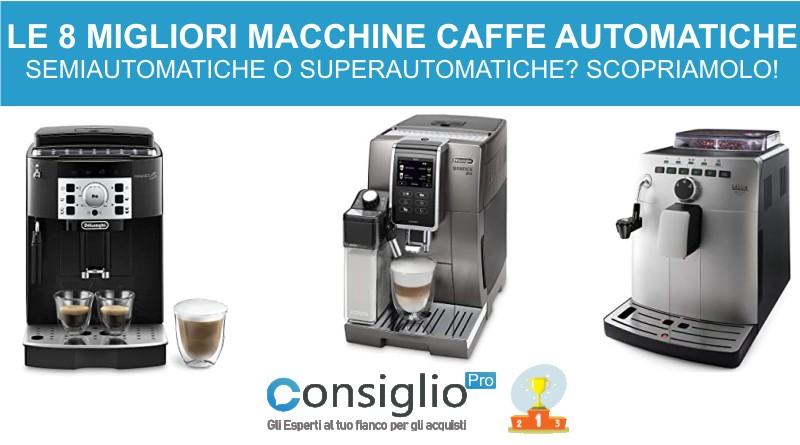 macchine caffè automatiche